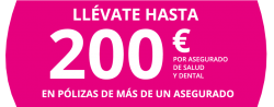 Hasta 200 euros